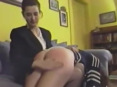 Redboard - The English Instruct spank Sub