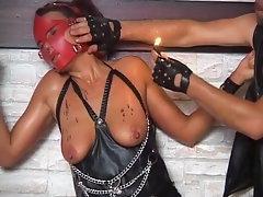 Masked gimp super-bitch