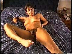 Yvonne's hirsute muff compilation
