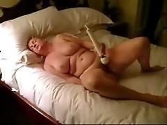 Great masturbation of mature bitch 3