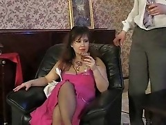 Mature Pantyhose Fun