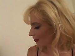 Spray busty Tara Moon with jizz, she wants much cum