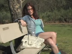 Ginger Lea - Amateur Anal Attempts 3