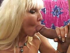 Hot Busty Mature Blonde Tia