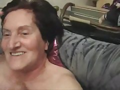 german granny smiling