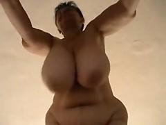 What big breasts you have grandma