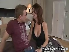 My friends hot mom Deauxma and bill bailey