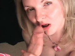 Mature blowjob for shemale