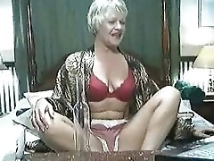 Stolen video of my mum on web cam