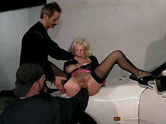 Extreme Mature Dilatations ... (Complete French Movie) F70