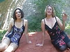 2 dicks for 2 women