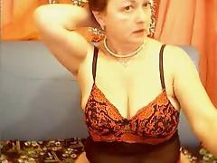 Romanian granny webcam