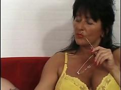 HOT Mature sex scene