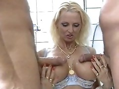 sandra foxxx-german mature