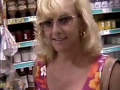 Slut Mom Shopping And Fucked For Money 3