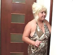 BBW Russian mature Rosemary