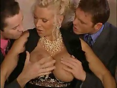 Mature Hostess Fisting Young Pussies By TROC