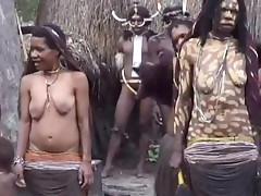 african women with small empty saggy tits