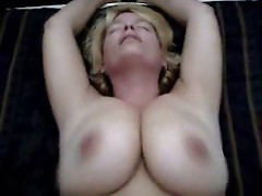 white bitch titties bouncing