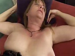 UGLY Chubby Mature gets her HAIRY Cunt Fucked