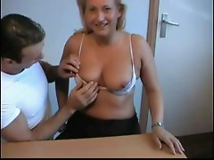 Dutch mature chubby