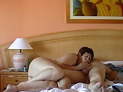 Mature Couple Having Sexin in Andalousia