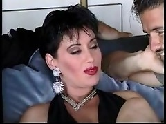 Huge tits elodie cherie french pornostar fucked by 2 americans dp b r