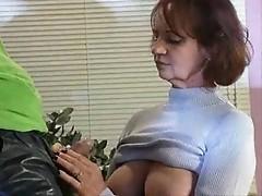 german mature getting fucked