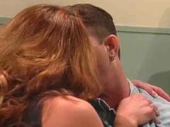 Redhead Milf gets fucked