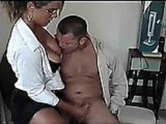 office handjob