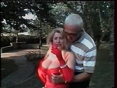 big titty mature blonde