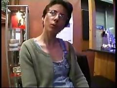 Marina fucked by a stranger