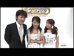 Japanese contest shows babe's bodies and how to pick out the best