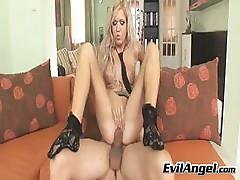 Sexy Blonde Bitch Loves Sex