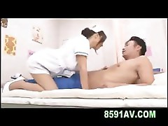 Busty Nurse Fucked With Patient