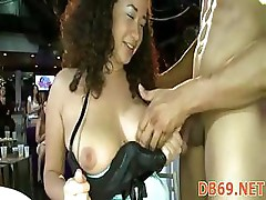 Horny girls