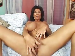 Deauxma and her huge fake boobs suck and fuck this hard cock