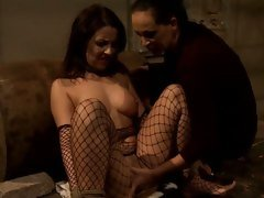 Mandy Bright love fingering her lusty slave