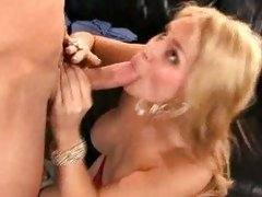 Sarah Vandella blonde like to blow the whistle