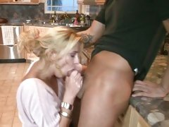 Phyllisha Anne cock blowing her son in law
