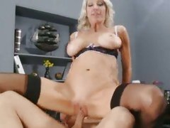 Emma Starr ride her cunt to hot guy's hard cock