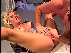 Falling for the pornstar