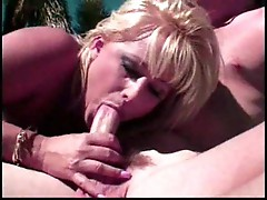 Blond steppe fuck