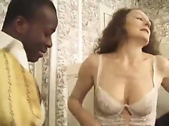 Executive MILF Banged By Black Bell Boy