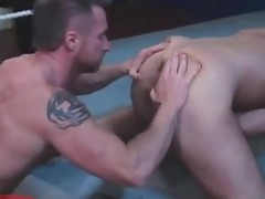 Ross hurston and Marco debrute