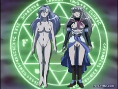 An insane anime porn dark ritual story