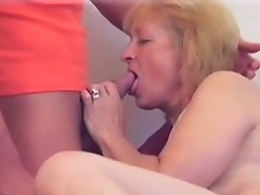 Blond MILFs Hot Pussy Licked To Orgasm