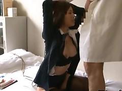 Akari Asahina Japanese master is ready