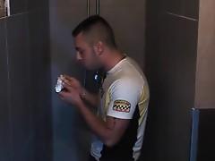 Macanao Torres fingering his tight