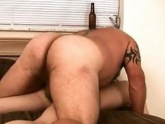 Hairy gay bear fucking sext
